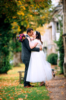Paul and Emma - Bay Tree Hotel, Burford - Wedding and Reception
